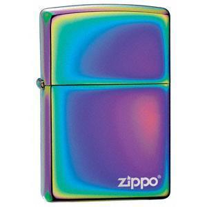 Hop quet zippo 7 mau Logo ntz384