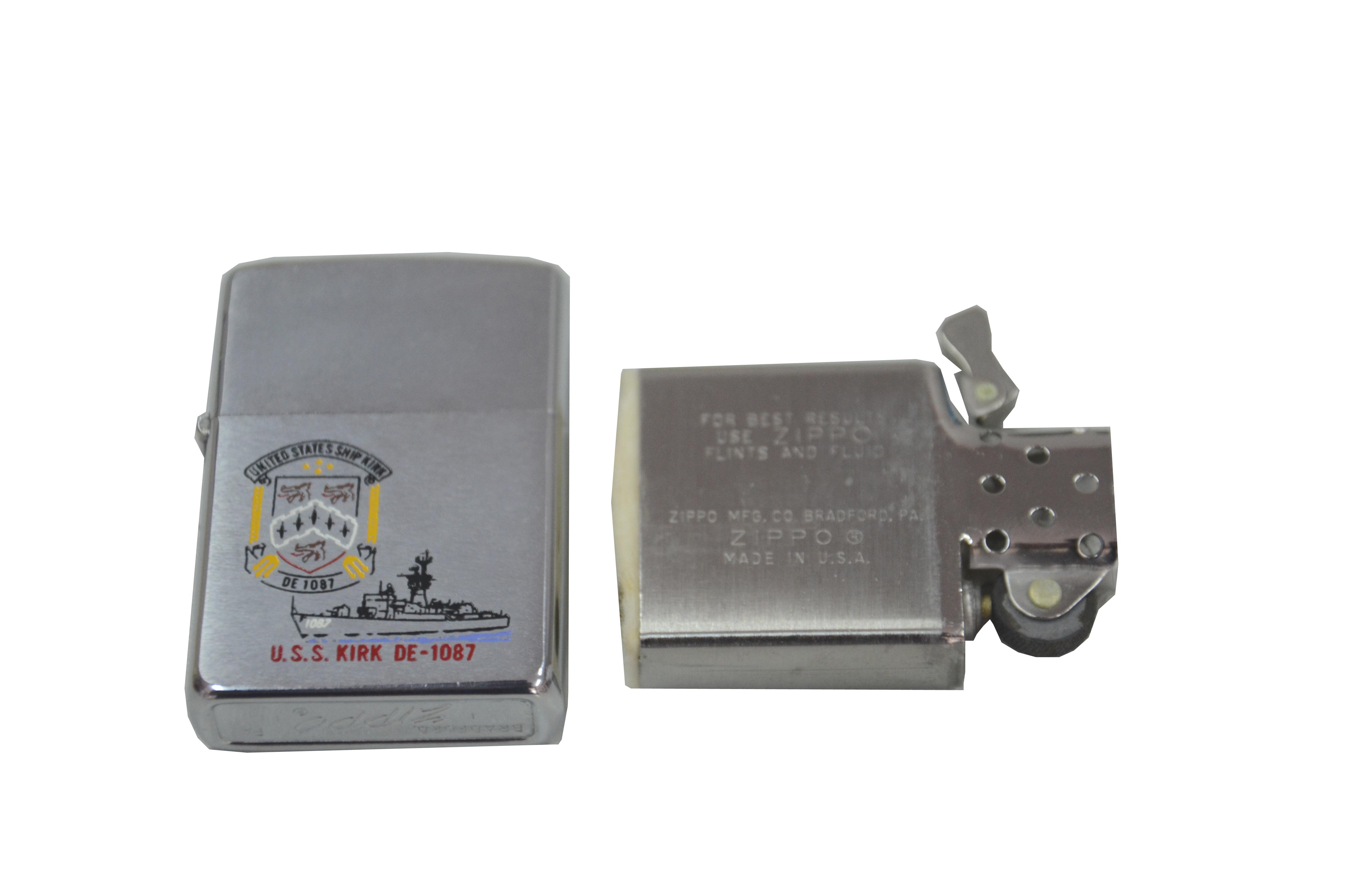 Bat lua zippo usa co nam 1972 ntz849 3