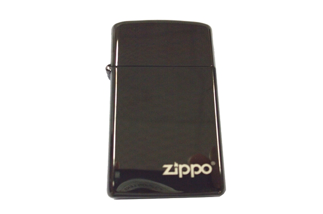 Hop quet Zippo mini Ebony logo ntz922 1