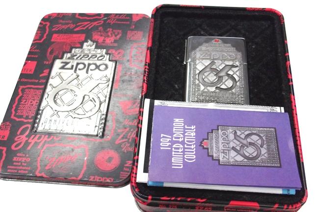 Zippo 65th Anniversary - ki niem 65 nam thanh lap zippo ntz977