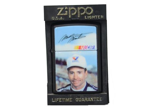 Hop quet zippo la ma NASCAR nam 1994 ntz651