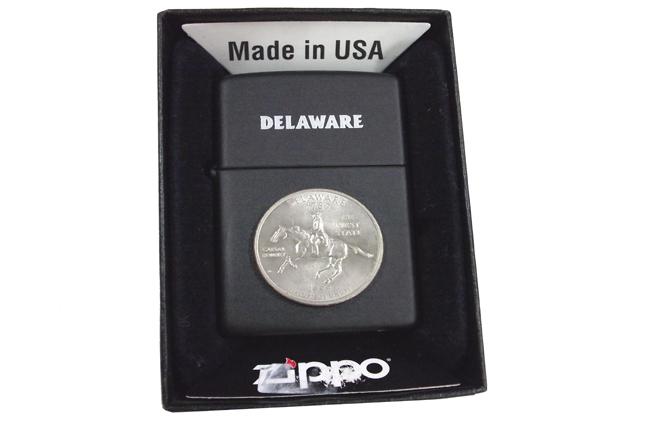 Hop quet zippo la ma Delaware doi XVI nam 2000 ntz653