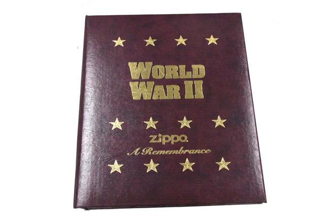 Hop quet zippo bo World War II brass Limited Edition Vol 1 ntz691