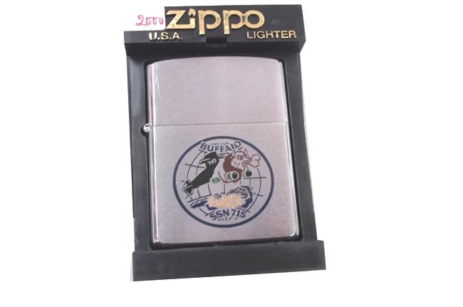 Hop quet zippo SSN 715 la ma doi XVI nam 2000 ntz681