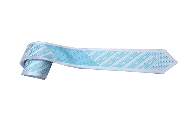 Ca vat mau xanh ngoc hoa tiet ban nho CV251