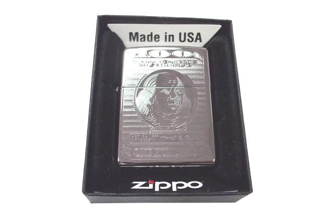 Zippo bong khac suot Dola 2 mat NTZ015