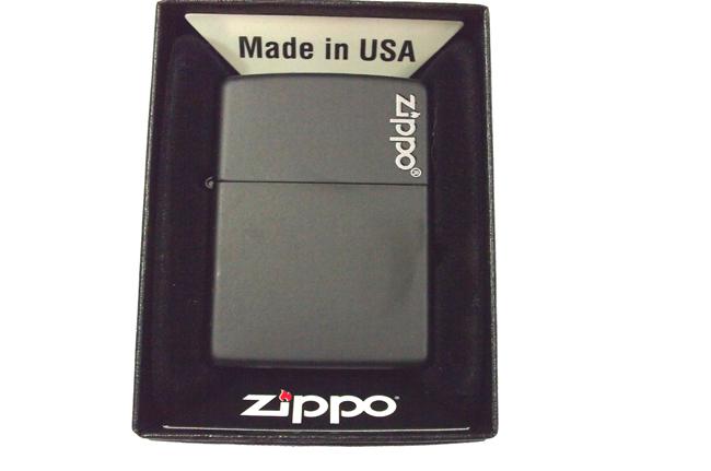 Hop quet Zippo son den logo ntz909