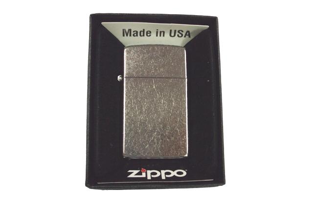 Hop quet Zippo mini xi bui tron ntz918