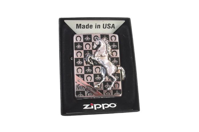 Zippo xuat nhat ngua noi xa cu trang ntz500 1