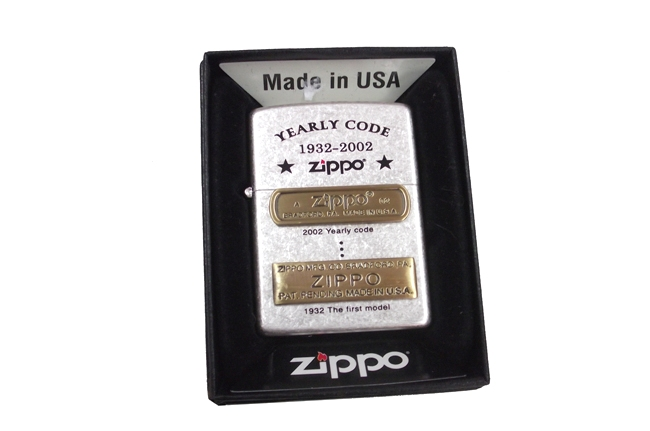 Zippo xuat nhat Yearly code dap noi moc day zip ntz505