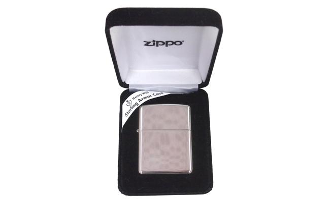 Zippo bac nguyen khoi Sterling Armor Case ntz510