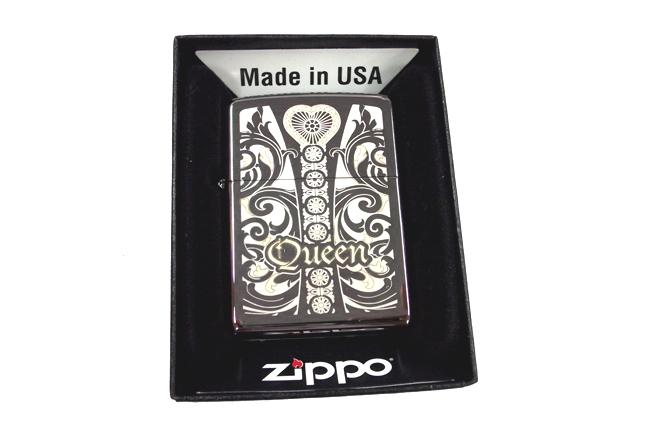 Zippo catalog Queen nu hoang ntz620