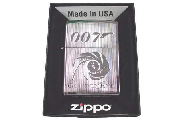 Zippo bong sau khac hinh 007 ntz035