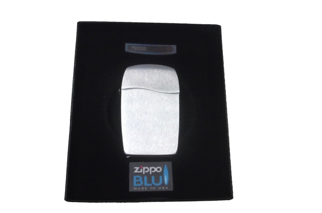 Zippo Ga Blu High Polish Chrome ntz954