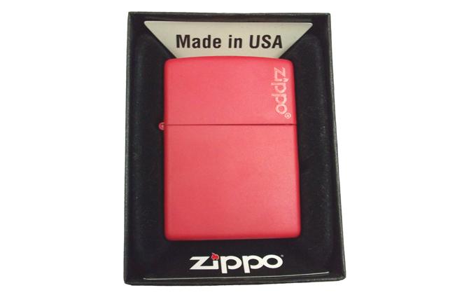 Hop quet Zippo son do logo ntz157