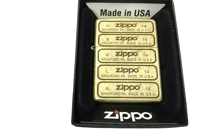 Hop quet Zippo khac mon axit 3 mat hinh day zippo ntz893