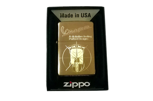 Bat lua zippo usa khac sieu sau 1 mat hinh Vespa NTZ201