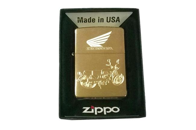 Bat lua zippo usa khac sieu sau 1 mat hinh Honda NTZ202