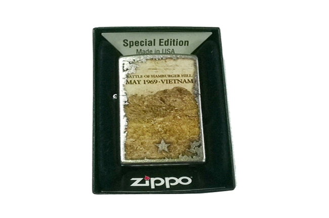 Zippo VietNam War 2016 hinh Doi 937 ntz220