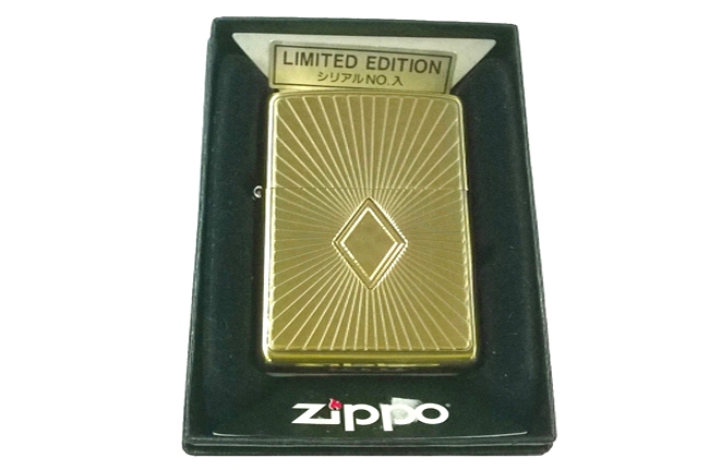 Zippo xuat Nhat Limited edition hoa van dong tia noi ntz640