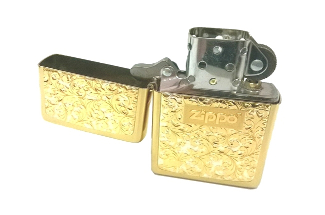 Zippo Nhat TITANUM CAOTING BODY SILVER PLATE 2 day ntz650 4