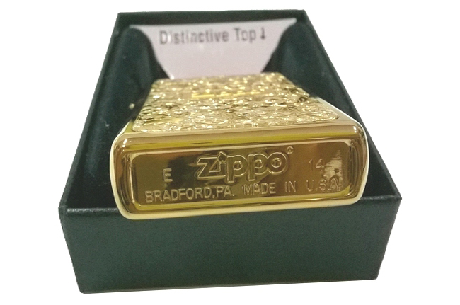 Zippo Nhat TITANUM CAOTING BODY SILVER PLATE 2 day ntz650 3