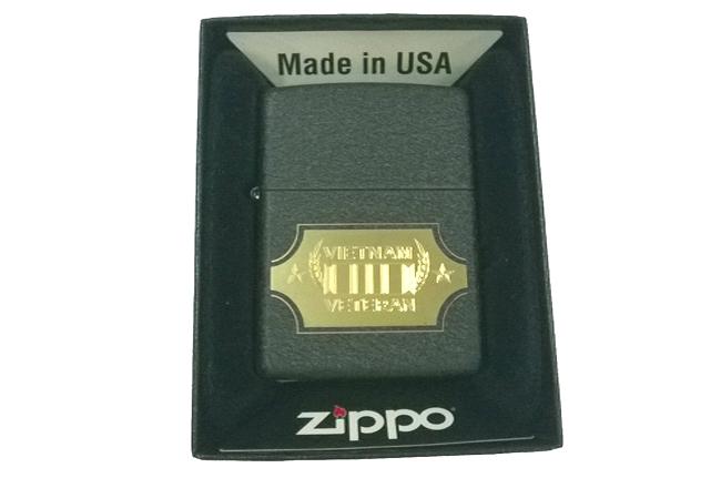 Hop quet Zippo den san Vietnam War ntz007