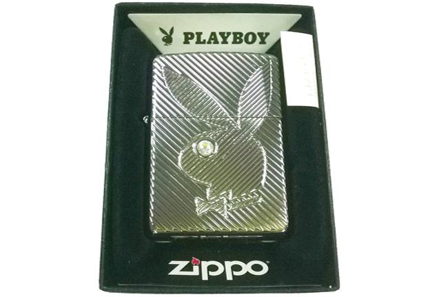 Bat lua zippo catolog armor Playboy NTZ053 5