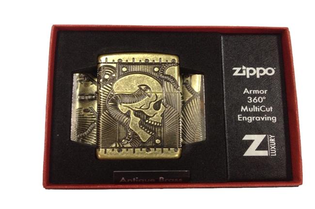 Zippo Armor Engraving - bo suu tap cua nam 2016 ntz112