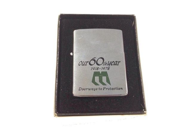 Bat lua zippo usa co nam 1978 60th year  ntz331