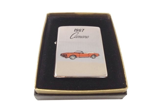 Zippo co son hinh car 1967 Camaro doi VII (1991) ntz361 3