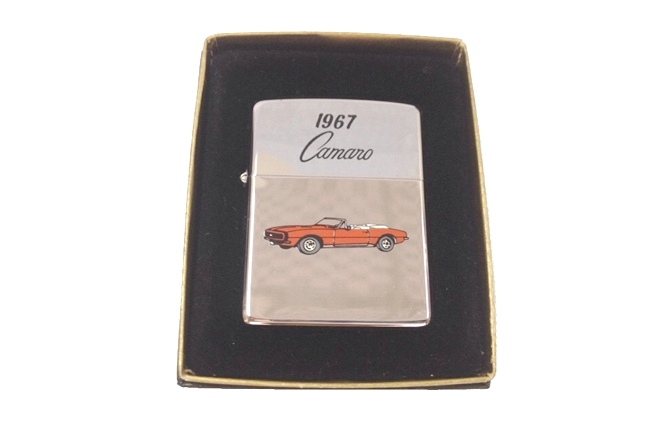 Zippo co son hinh car 1967 Camaro doi VII (1991) ntz361