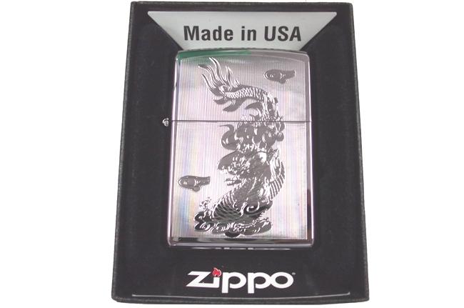 Zippo khac lazer  mat hinh rong ntz037