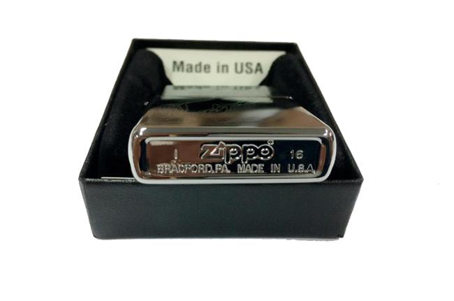 Zippo slim khac lazer 1 mat hinh Che ntz460 2