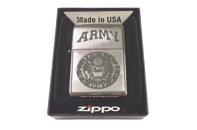Zippo khac lazer 2 mat Army ntz467