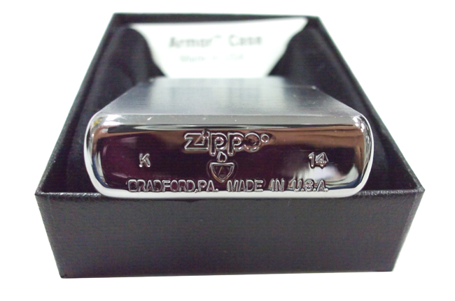 Zippo catalog Armor Dagger ntz616 2
