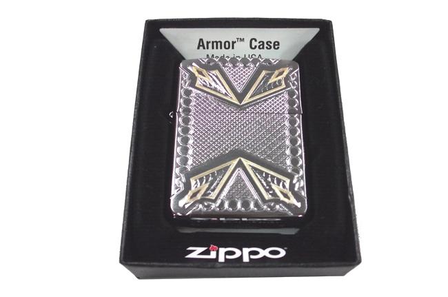 Zippo catalog Armor Dagger ntz616