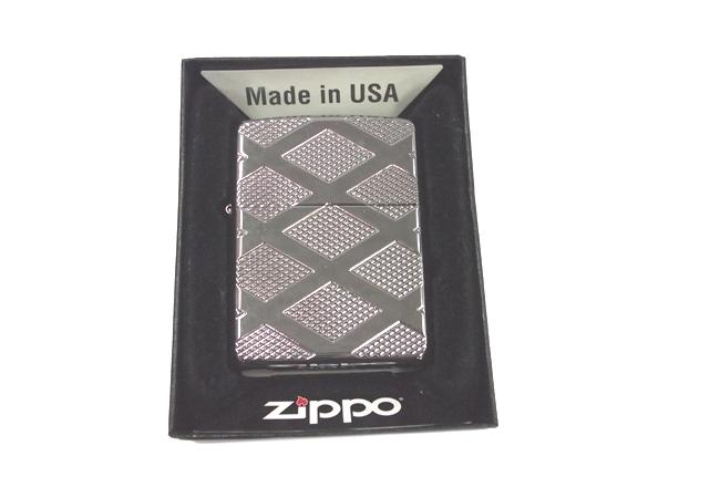 Zippo Armor Carved Diamond ntz472