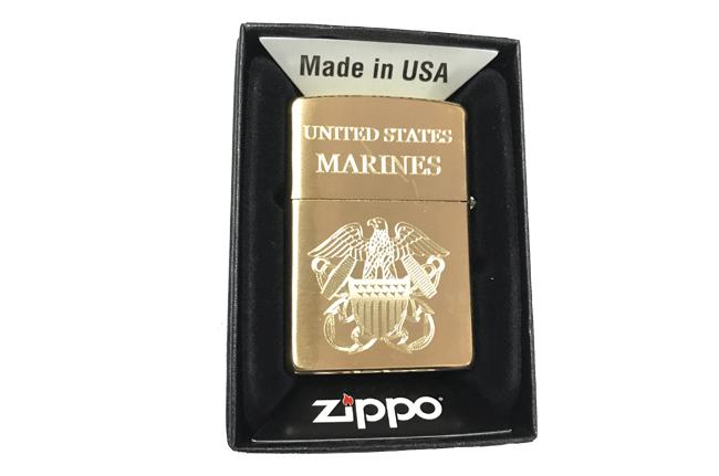 Bat lua zippo usa khac sieu sau 2 mat hinh us marines ntz507