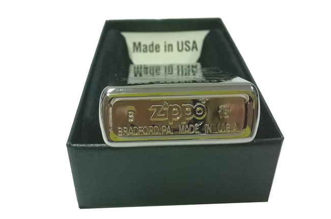 Bat lua zippo usa bong khac sieu sau 3d 1 mat hinh ma dao thanh cong NTZ526 3