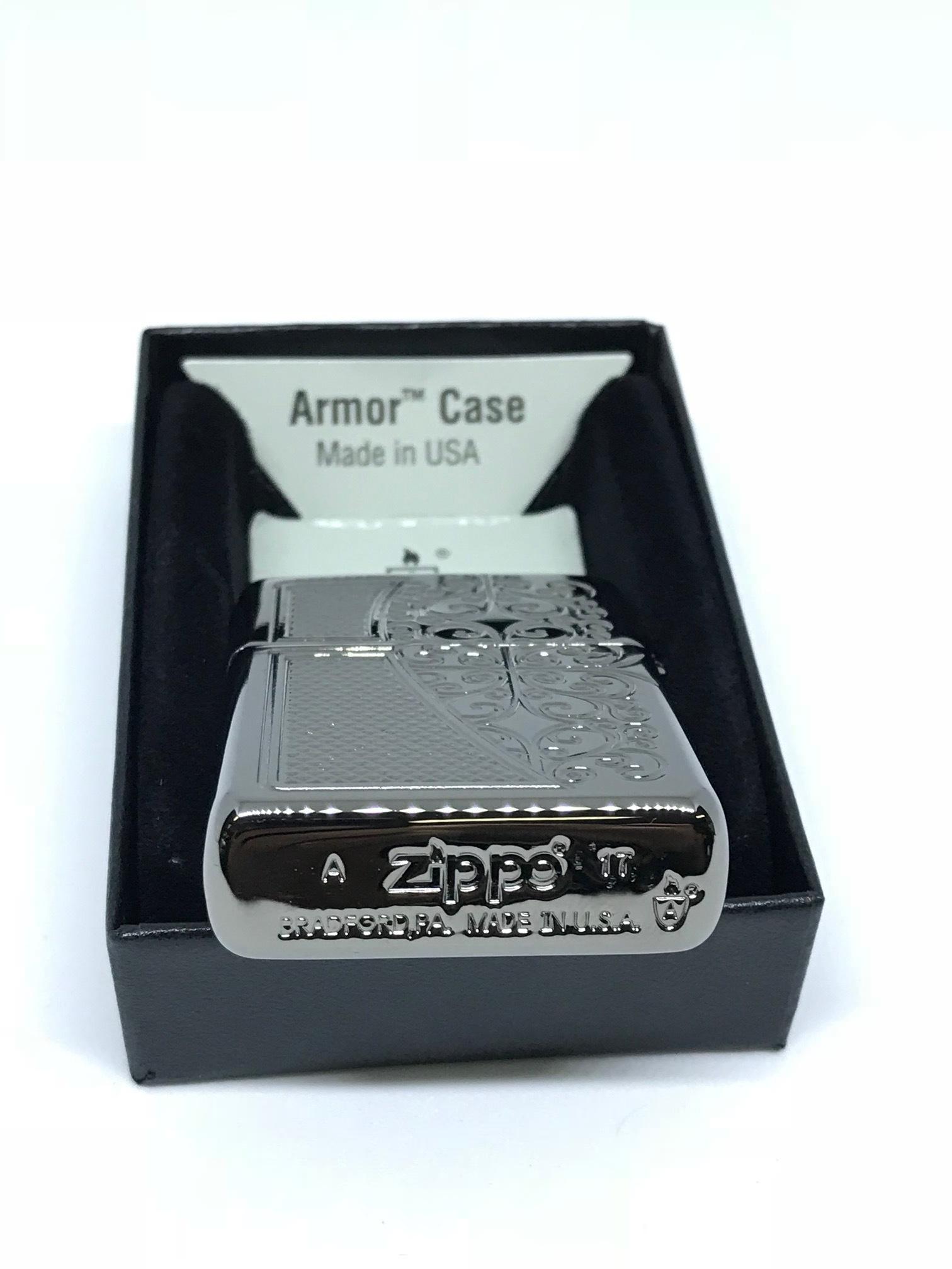Zippo Armor Old Royal ntz563 3