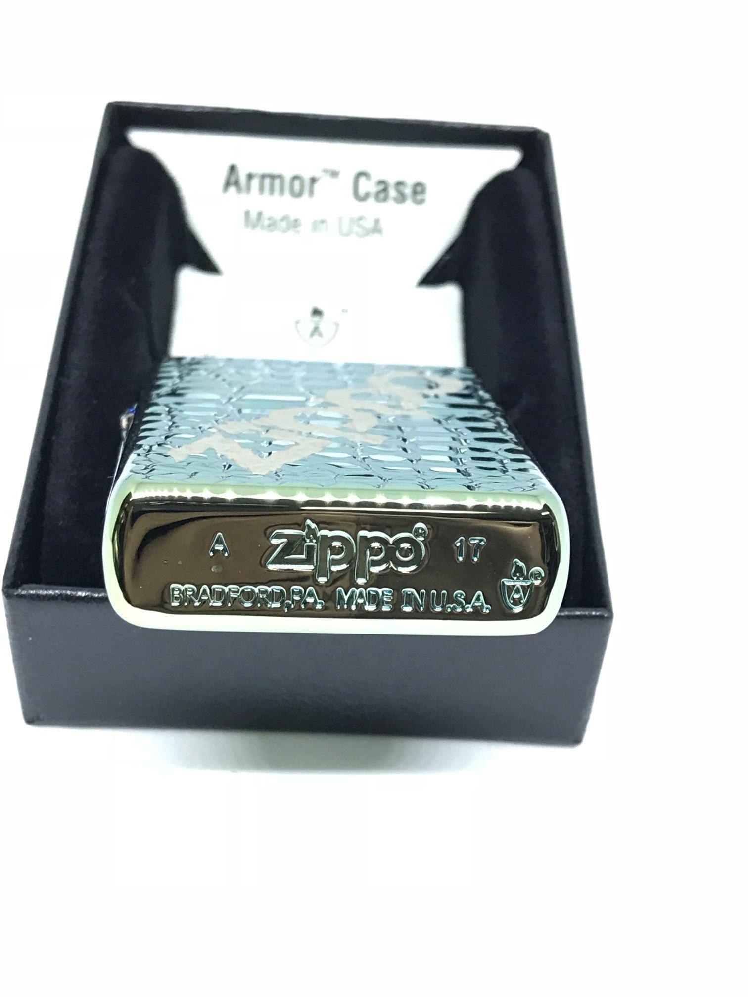 Zippo Armor Chameleon ntz564 3