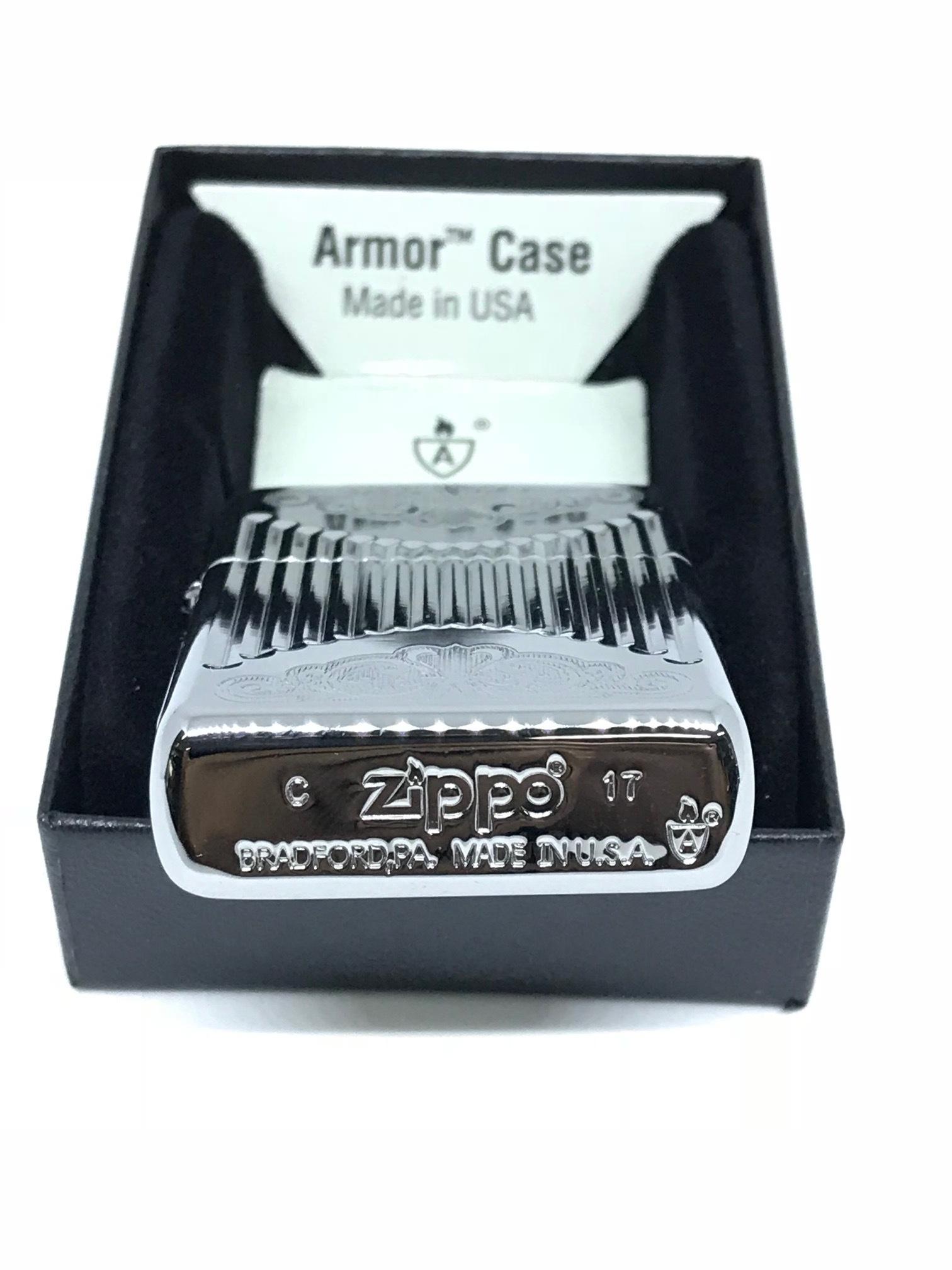 Zippo Armor Regal ntz565 3