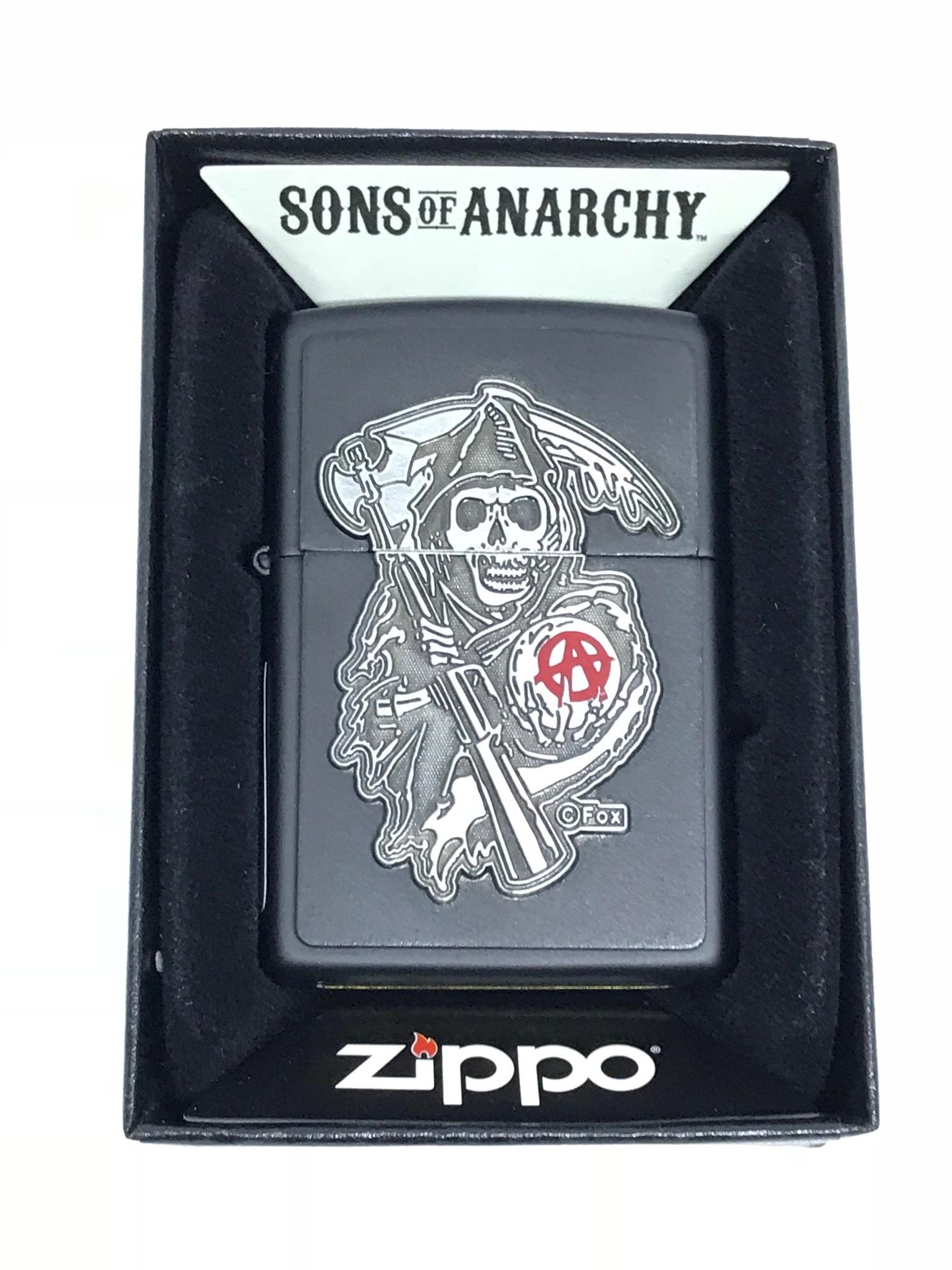 Zippo Soa Emblem son den ntz566 2