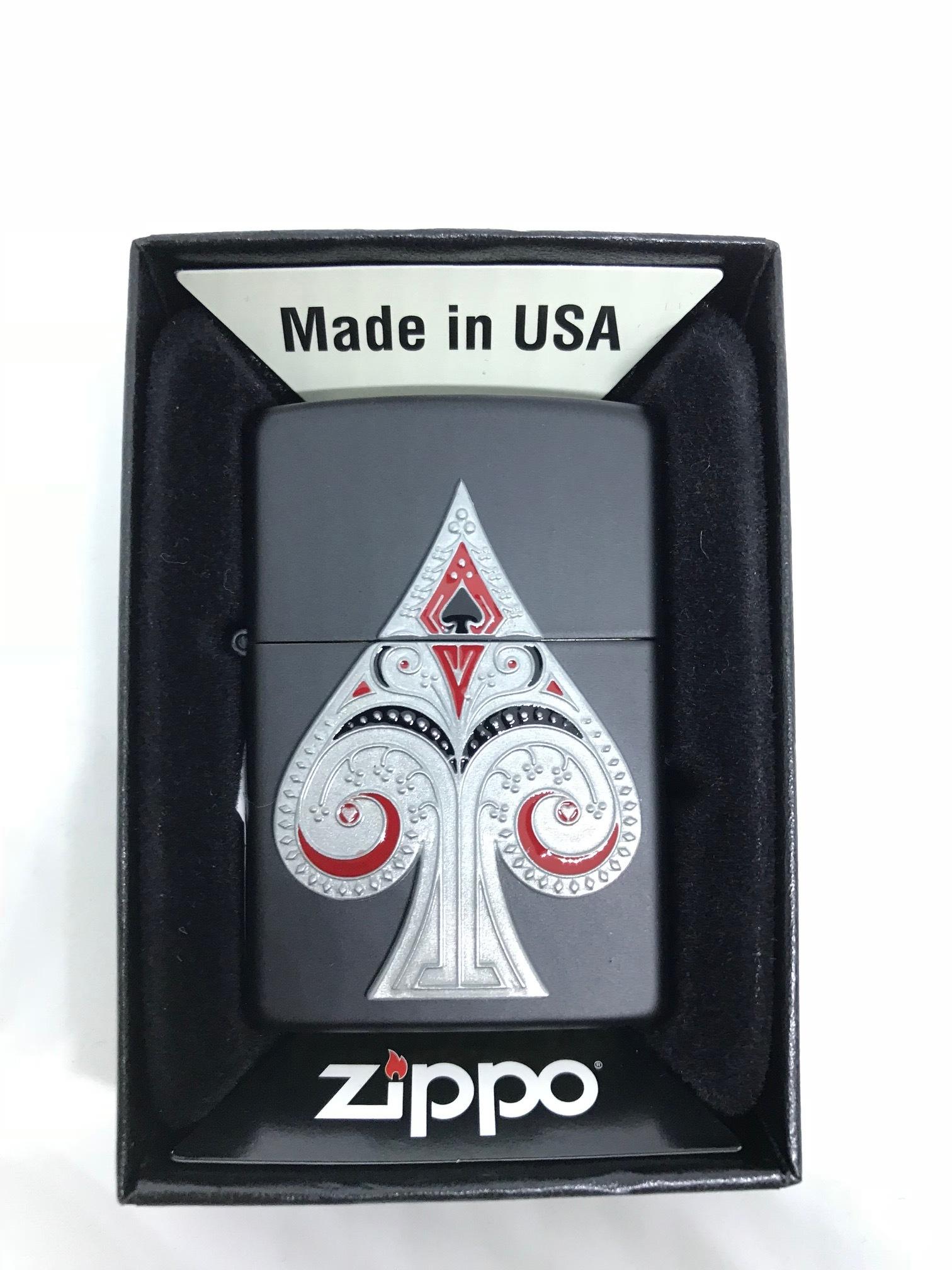 Zippo Spade Emblem son den ntz567 2