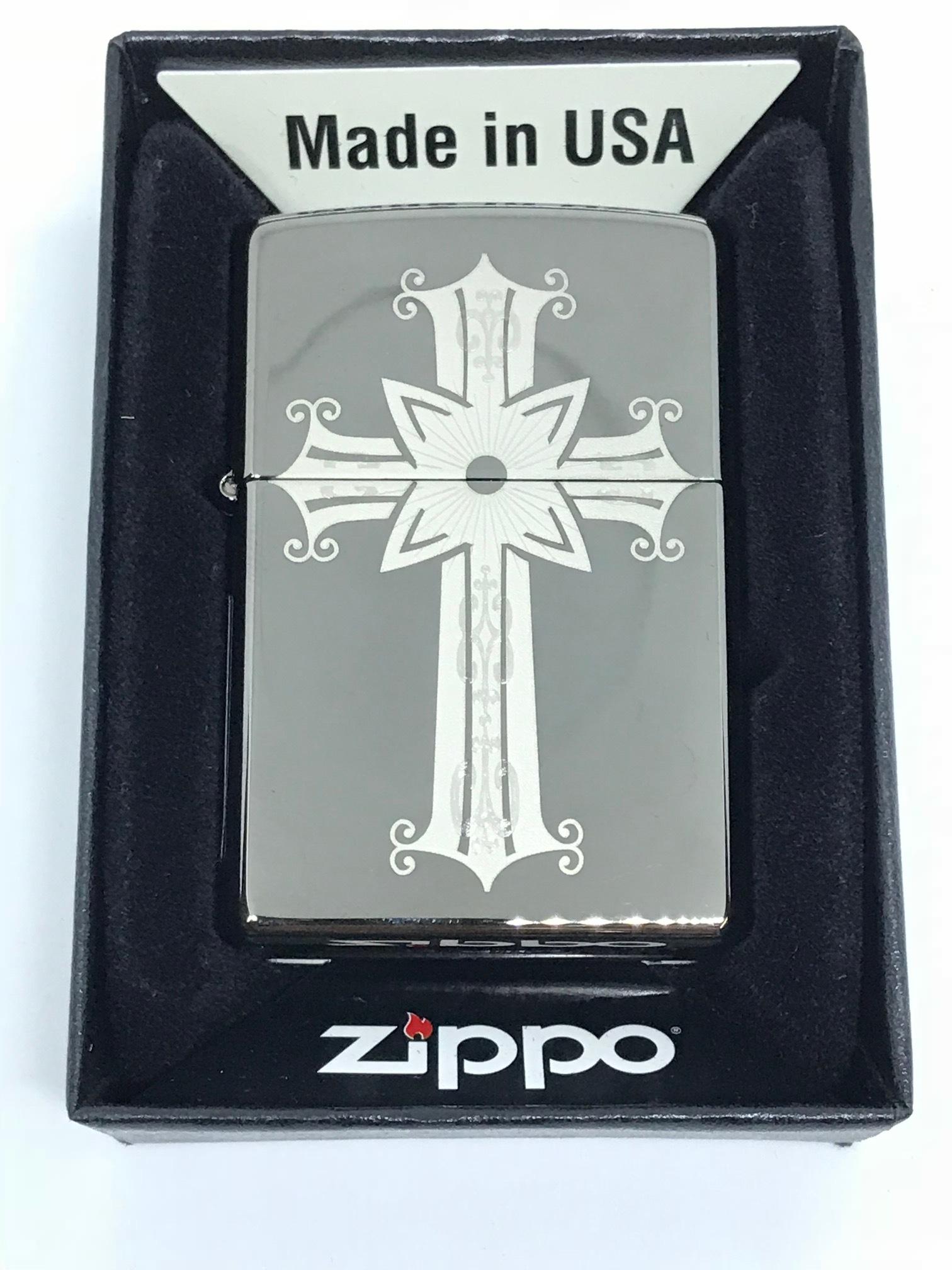 Zippo Cross ntz569