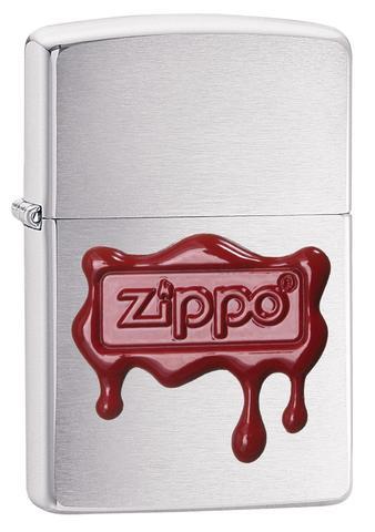 Zippo Red Wax ntz572