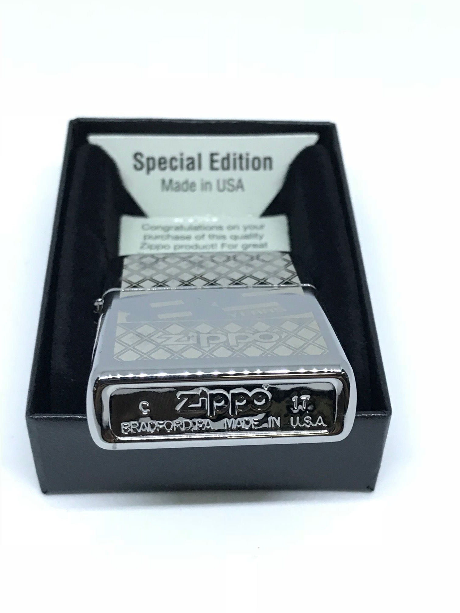 Zippo 85th anniversary  ntz573 2