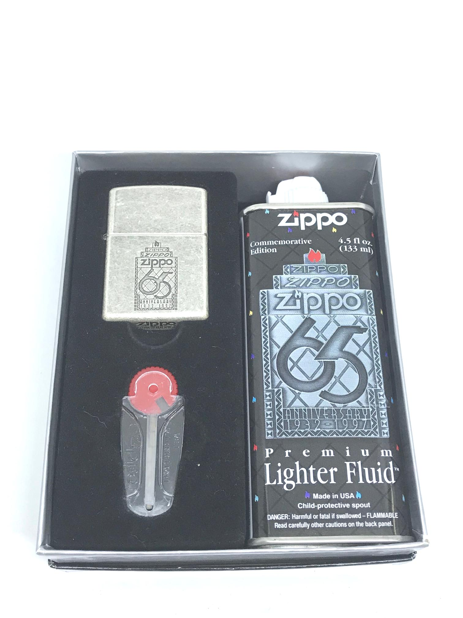 Zippo co 65th Anniversary - ky niem 65 nam thanh lap zippo NTZ585