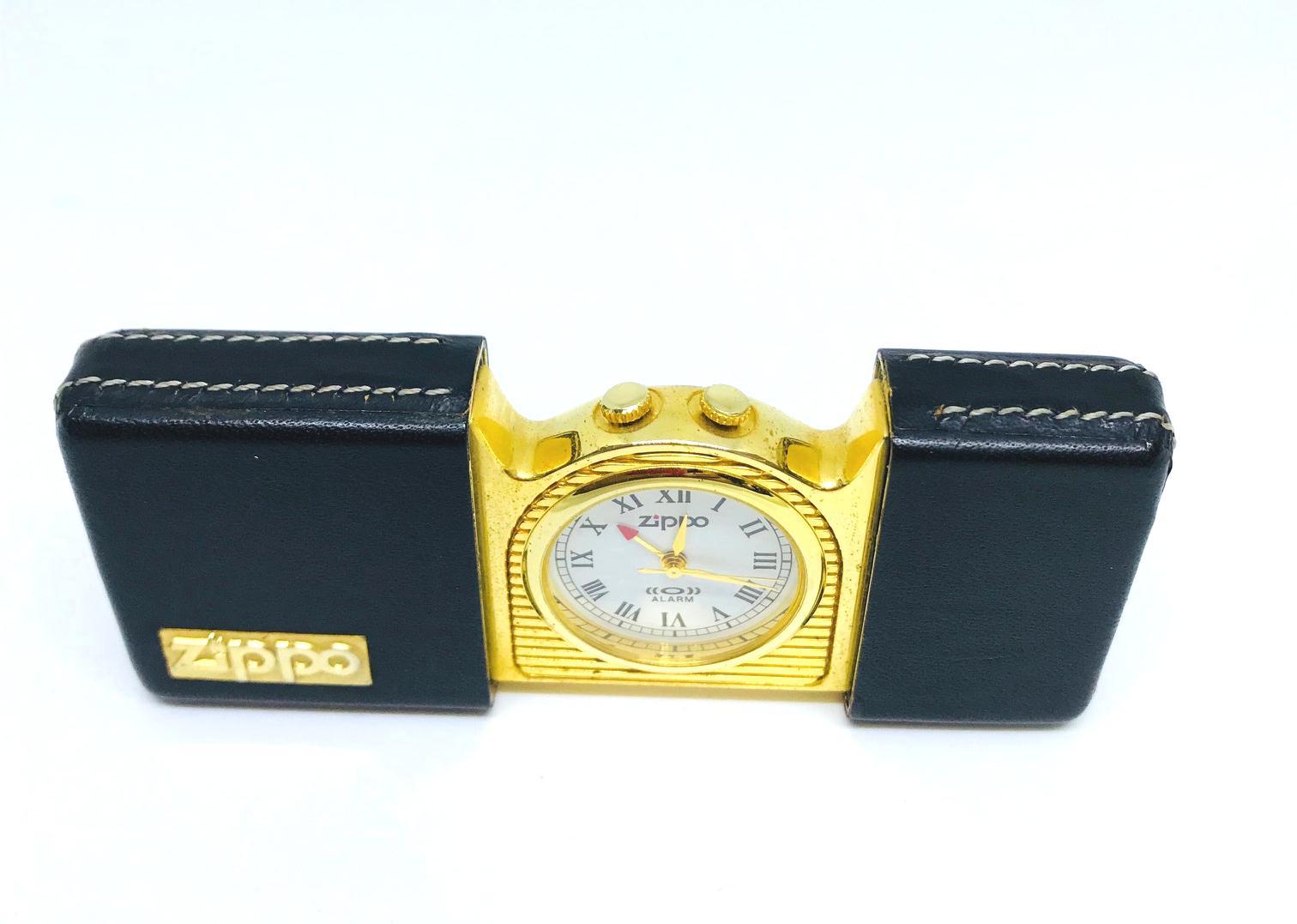 Zippo pocket clock dong ho bo tui Z607 4